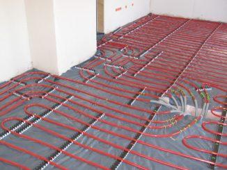 Vloerverwarming die zorgt voor comfort en besparing