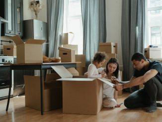 verbouwing nieuwe woning verhuizen