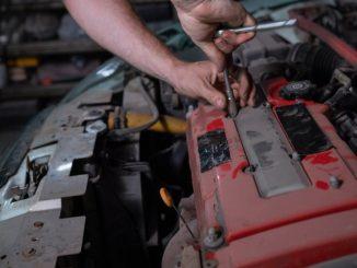 Motorolie in de bouw